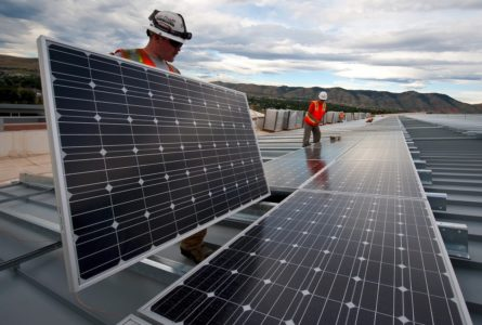 solar panel repairs